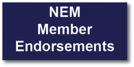 NEM Member Endorsements